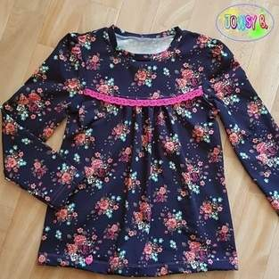 Makerist - Girly-Shirt - 1