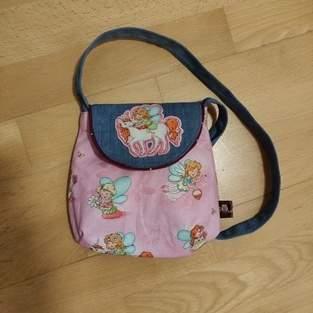 Tasche Carmelita - für eine kleine Mademoiselle