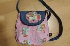 Makerist - Tasche Carmelita - für eine kleine Mademoiselle - 1