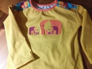 Easy Schnitt - tolles Shirt