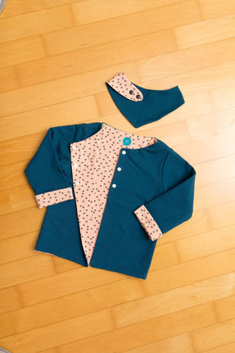 Makerist - Baby-Cardigan - Nähprojekte - 2