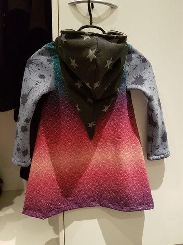 Makerist - Zipfelshirt für mein Gottimeitli - Nähprojekte - 1