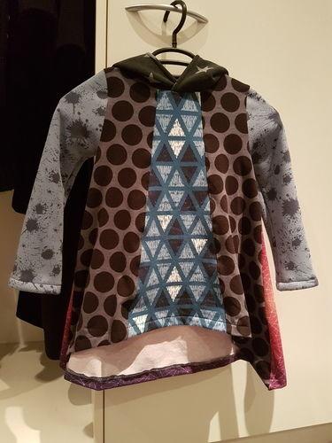 Makerist - Zipfelshirt für mein Gottimeitli - Nähprojekte - 2