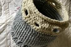 Makerist - The Hampton Filigree Basket - 1