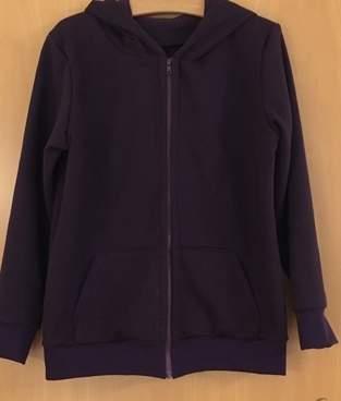 Makerist - Die 5. Sweatshirtjacke für mich  - 1