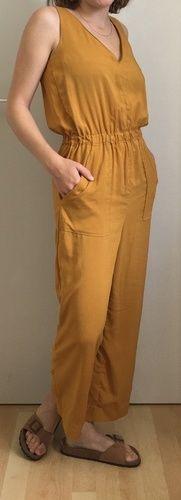 Makerist - Jumpsuit 'Carla' - Nähprojekte - 2