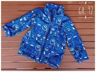 Makerist - Softshelljacke Gr. 98 - 1