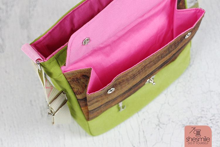 Makerist - Eine Handtasche Ulla aus Pferdestoff für meine Tochter - Nähprojekte - 2