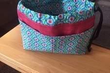 Makerist - Taschenorganizer als Geschenk  - 1