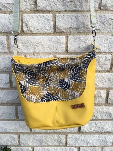 Makerist - Hobobag Silja, die Herbstliche - Nähprojekte - 3