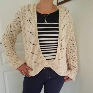 Makerist - Dragonfly cardigan  - 1