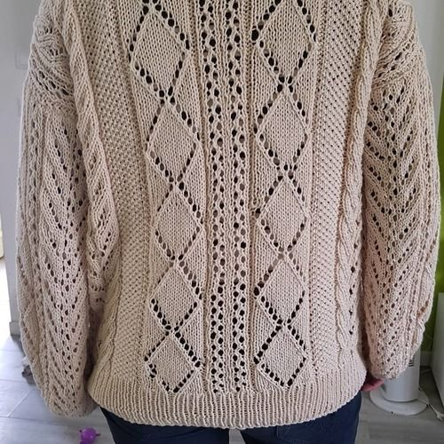 Makerist - Dragonfly cardigan  - Créations de tricot - 2
