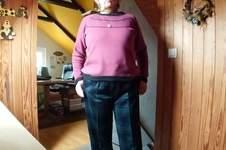 Makerist - Bundfaltenhose, aus karierten Wollstoff - 1