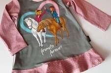 Makerist - Tunika für unsere kleine Pferdenärrin - 1