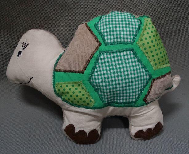 Makerist - Schildkröte Selma von Shesmile - Nähprojekte - 1