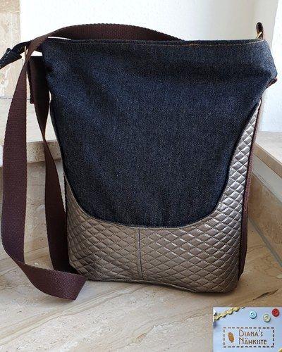 Makerist - Meine Hobobag Silja - Nähprojekte - 1