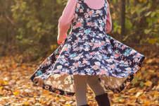 Makerist - Partydress Glimmer von From Heart to Needle - 1