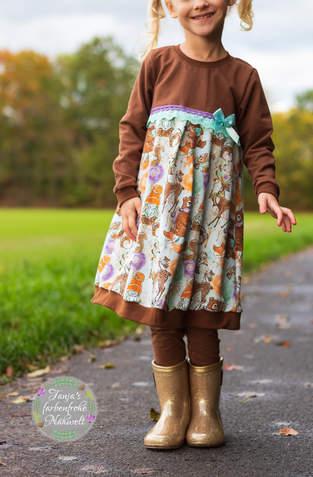 Schlotterbibber Winterkleid von From Heart to Needle