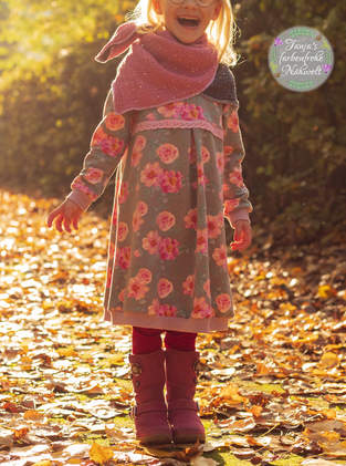 Makerist - Schlotterbibber Winterkleid von From Heart to Needle - 1