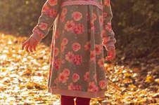 Makerist - Schlotterbibber Winterkleid von From Heart to Needle - 1