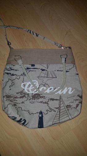 Makerist - Damenhandtasche - Bag 2.0 Frühlingsliebe - Nähprojekte - 1