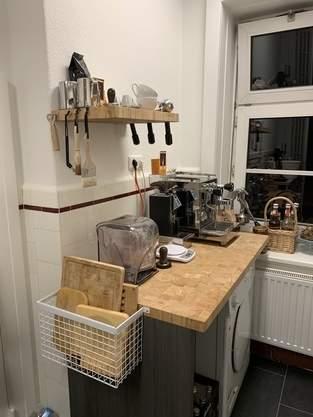 Kaffee-Ecke / Siebträger / Blender