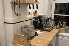 Makerist - Kaffee-Ecke / Siebträger / Blender  - 1