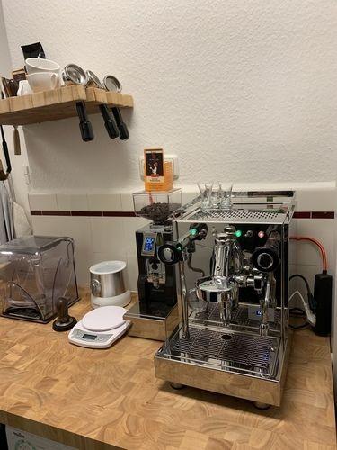 Makerist - Kaffee-Ecke / Siebträger / Blender  - DIY-Projekte - 2