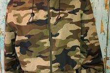 Makerist - Softshelljacke Camouflage Zippjacket  - 1