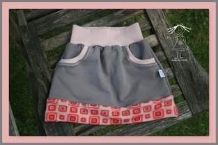 Makerist - Rock Little Sweat Skirt von Lin-Kim - 1