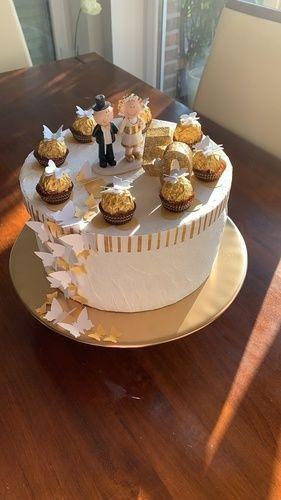 Makerist - Goldene Hochzeit Geschenk - DIY-Projekte - 1