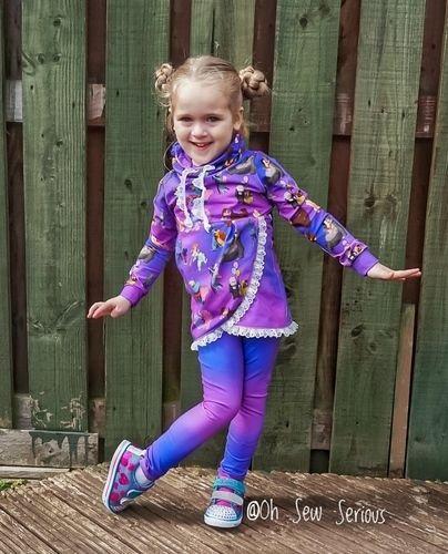 Makerist - Pullover Lana Kinder - Nähprojekte - 2