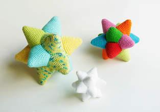 Makerist - Sternenbälle - 1