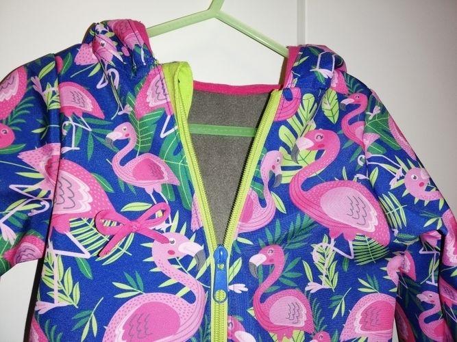 Makerist - Softshellanzug für Frida - Nähprojekte - 3