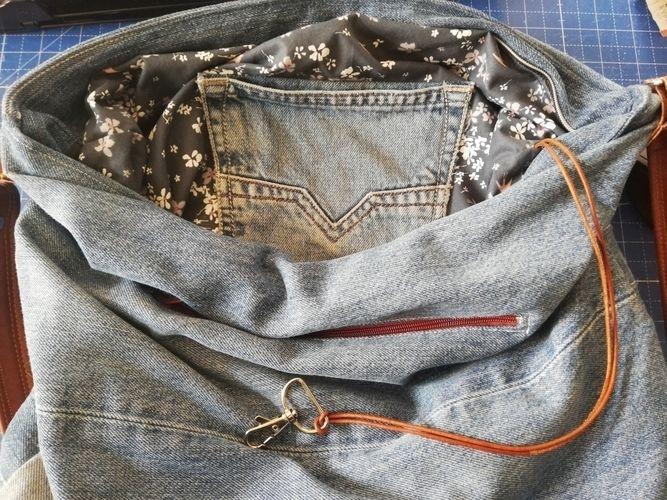 Makerist - Chobe Bag - Nähprojekte - 2