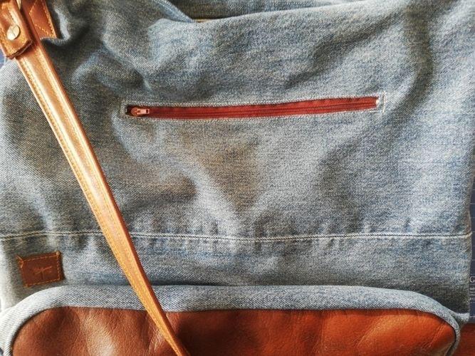 Makerist - Chobe Bag - Nähprojekte - 3