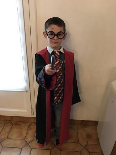 Makerist - Déguisement d'Harry Potter - Créations de couture - 1