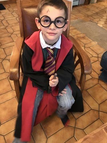 Makerist - Déguisement d'Harry Potter - Créations de couture - 3