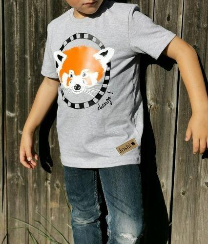 Makerist - Panda Shirt - Nähprojekte - 1