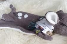 Makerist - Schnuffeltuch Reh aus der Waldgefährten-Reihe - 1