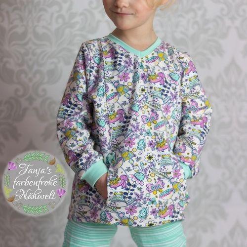 Makerist - SmarTee V-Shirt von From Heart to Needle - Nähprojekte - 1