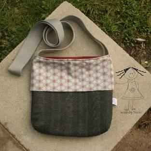 Makerist - Tasche Vivi von LibellaFashion - 1