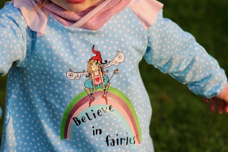 Makerist - Mädchentraum - Feenplott von Selbermachen macht Glücklich - Textilgestaltung - 1