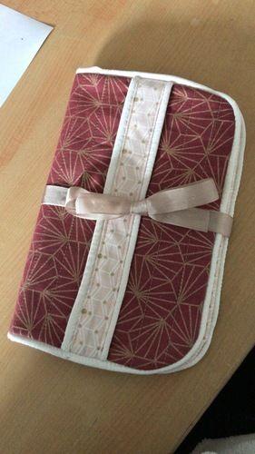 Makerist - Pochette crochets - Créations de couture - 1