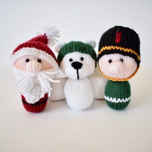 Makerist - Christmas Characters - Knitting Showcase - 1