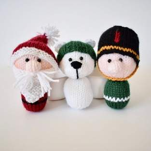 Makerist - Christmas Characters - 1