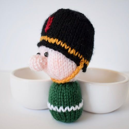 Makerist - Christmas Characters - Knitting Showcase - 2