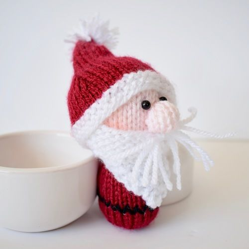 Makerist - Christmas Characters - Knitting Showcase - 3