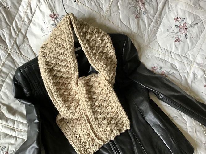Makerist - The Copenhagen Scarf - Crochet Showcase - 1