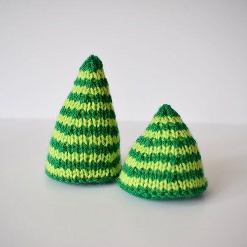 Makerist - Christmas Trees - Knitting Showcase - 1